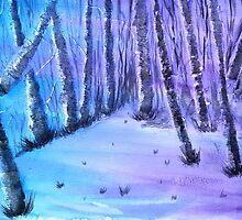 Winterland by Saby Walia