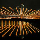 Westgate Bridge, Melbourne by Paul Clarke