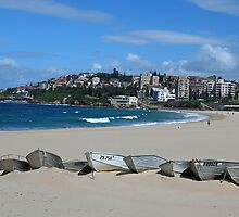 Coogee Beach by Jason Adams