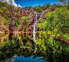 Wangi Falls by Russell Charters