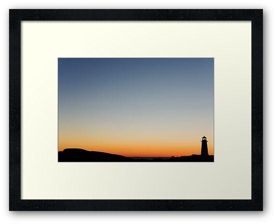 The Lighthouse by David Librach - DL Photography -
