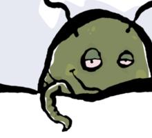 the bedbug Sticker