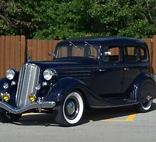 1935 Hudson 4 Door Sedan by TeeMack