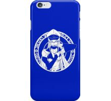 Jaegers Special Police Squad - White iPhone Case/Skin