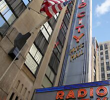 Radio City Music Hall by Tim Webster