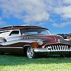 1950 Buick Woody Wagon 1 by DaveKoontz