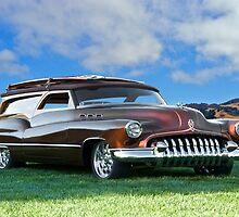 1950 Buick Woody Wagon 1 by DaveKoontz