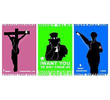 iConsume series Photographic Print