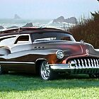 1950 Buick Woody Wagon 2 by DaveKoontz