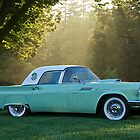 1957 Ford Thunderbird 1 by DaveKoontz