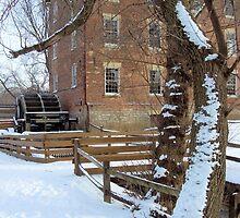 Graue Mill by Kathleen Brant