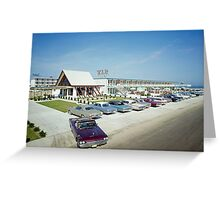 VIP Motel in Wildwood New Jersey from the 1960's Greeting Card