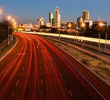 it's home time for perth by Petar