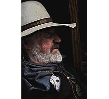 Cowboy Photographic Print