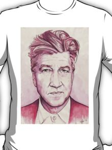 David Lynch - Dune - Twin Peaks - The Elephant Man - Blue Velvet T-Shirt