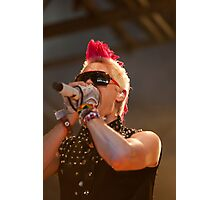Thirty Seconds to Mars 01 Photographic Print