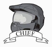 Master Chief Version 1 by HappyMidget