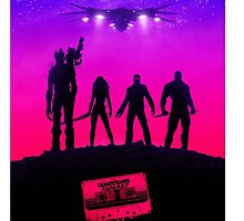Guardians of the Galaxy by Viterbo