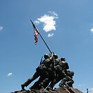 Iwo Jima Memorial by Karl187