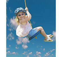 Sky High Photographic Print