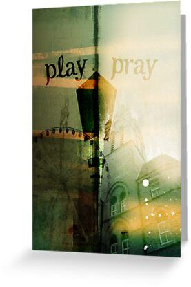 Play   Pray by Faizan Qureshi