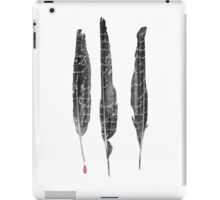 The Writer's Feathers iPad Case/Skin