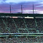 Twilight at the 'G' by Samuel Gundry
