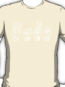 Sign Wave T-Shirt