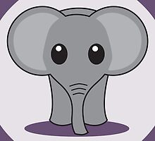 Elephant by mstiv