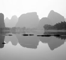 Yangshuo by Bryan Tighe