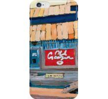 Old Geezer iPhone Case/Skin