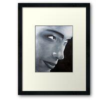 Alyx Framed Print