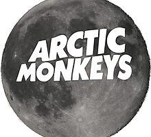 Moon Arctic by RAINBOWARTS