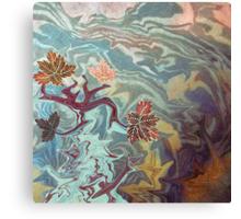 Willow World.  Canvas Print