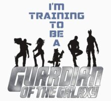 I'm Training to be a Guardian of the Galaxy Kids Clothes