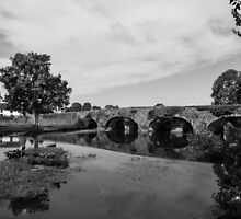Kells Bridge , Co Kilkenny by Martina Fagan