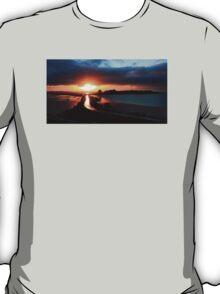 Island Hill Sunrise T-Shirt