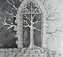 entrance by cristina