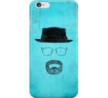 "Heisenberg's Haberdashery - ""That Blue Stuff"" Blue iPhone Case/Skin"