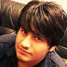 Self Portrait by Faizan Qureshi