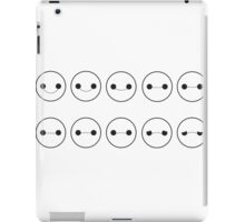 One a scale of 1 to 10, how would you rate your pain? iPad Case/Skin