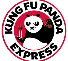 Kung Fu Panda Express by Ellador