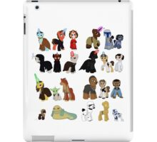 Star Wars Ponies iPad Case/Skin