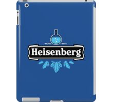 Heisenberg Blue Crystal iPad Case/Skin