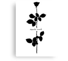 Depeche Mode : Violator - black Canvas Print