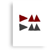 Depeche Mode : Delta Machine DM - DM Canvas Print