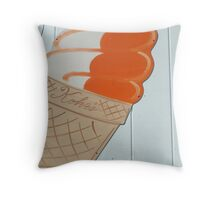 Kohr's Cones Throw Pillow