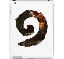 HearthStone Warrior Garrosh iPad Case/Skin
