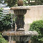 Mexican Fountain by HelenBanham