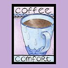 Coffee Comfort by Mariana Musa